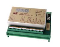 PCH 1072 low cost vibration monitor with 1 channel and 2 relays