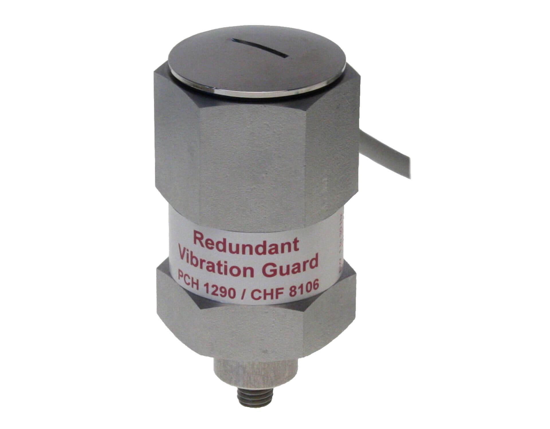 Redundant Vibration Monitors