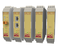 IoT enabled vibration monitors - PCH Cloud system