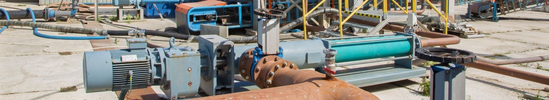 Monitor bearing failure in centrifugal pumps
